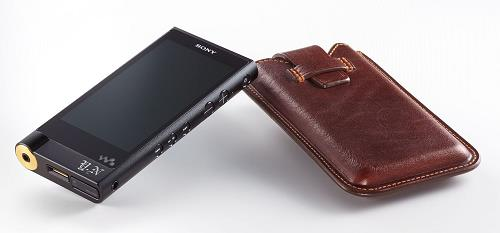 SONY NW-ZX2専用ソメスサドル製ケース CC-ZX2/SOMES02