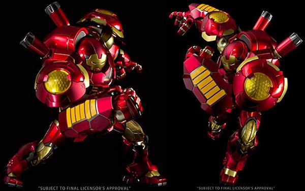 RE:EDIT IRON MAN #05 Hulkbuster