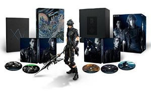 Xbox One FINAL FANTASY XV ULTIMATE COLLECTOR'S EDITION JES1-00439
