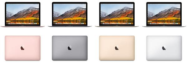 Apple Core m3/i5搭載 MacBook