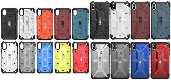 UAG iPhone XS/XS Max/XR用ケース Pathfinder Plasma