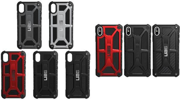 UAG iPhone XS/XS Max/XR用 Monarch